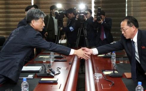 Hàn Quốc và Triều Tiên tiếp tục đàm phán cấp cao