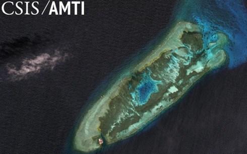 Chuyên gia Việt Nam và Nga nói về đối đầu Mỹ-Trung ở Biển Đông