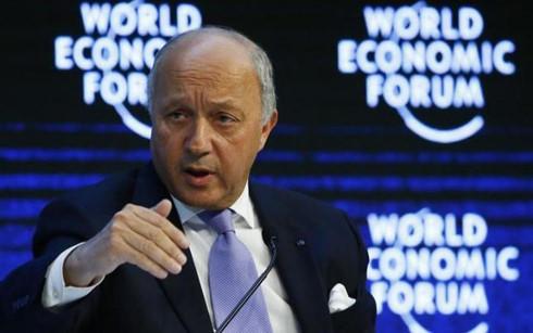 Ngoại trưởng Pháp Laurent Fabius tuyên bố từ chức