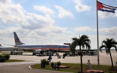 Cuba và Mỹ ký thỏa thuận mở lại đường bay trực tiếp giữa hai nước
