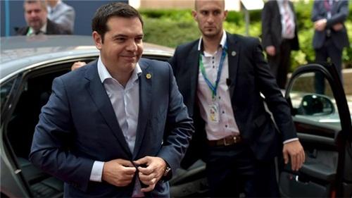 Hy Lạp chính thức được cứu
