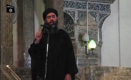 Xe chở thủ lĩnh IS bị không kích, chưa rõ Baghdadi sống hay chết