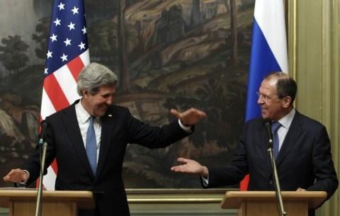 """Nga- Mỹ """"bắt tay"""" chống IS để chấm dứt cuộc khủng hoảng ở Syria"""