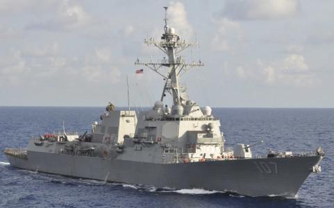 """Hải quân Nga-Mỹ đổ lỗi lẫn nhau vụ tàu chiến 2 nước """"đối đầu"""" nhau"""