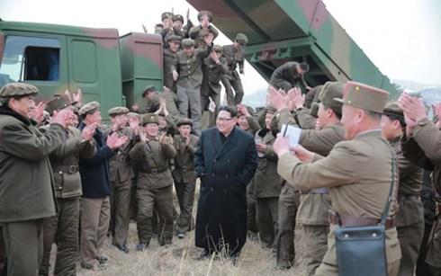 CHDCND Triều Tiên tuyên bố thu nhỏ thành công đầu đạn hạt nhân