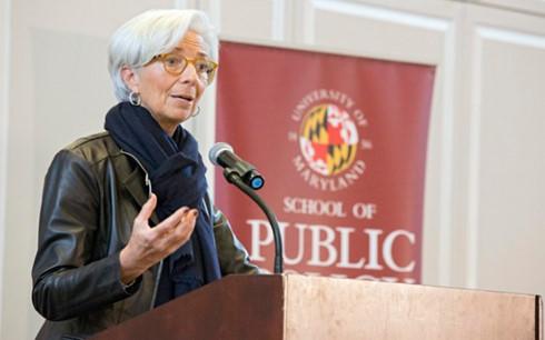 IMF cảnh báo không tiếp tục hỗ trợ tài chính cho Ukraine
