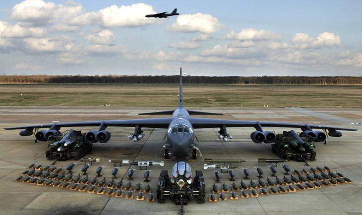10 máy bay quân sự lớn nhất thế giới từng được chế tạo