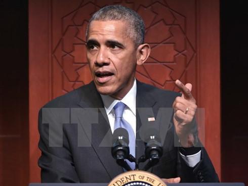 Tổng thống Mỹ sẽ chuyển thông điệp cứng rắn về Biển Đông tới Trung Quốc