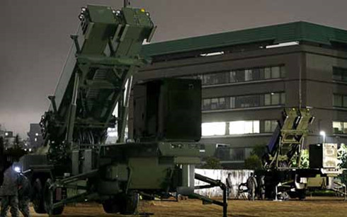 Đài Loan (Trung Quốc) chuẩn bị thử nghiệm hệ thống phòng thủ tên lửa