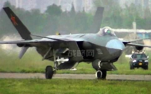 Trung Quốc tiết lộ tên lửa PL-10 trên siêu chiến đấu cơ J-20