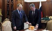 Bộ trưởng quốc phòng trình hộp đen Su-24 lên Putin
