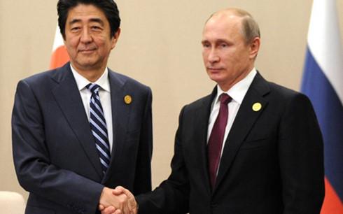 Gặp gỡ Nga-Nhật kỳ vọng mở đường cho Hiệp ước hòa bình giữa 2 nước