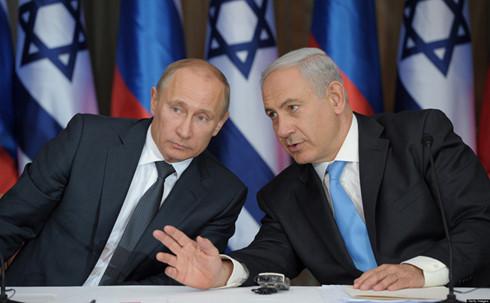 Bắt tay với Israel, Nga gia tăng ảnh hưởng ở Trung Đông