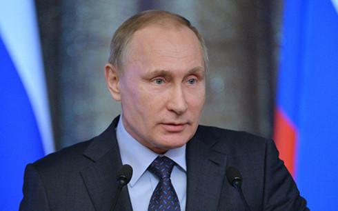Ông Putin: Hoạt động quân sự của Nga mở ra con đường hòa bình ở Syria