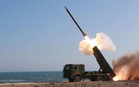 Triều Tiên có thể triển khai hệ thống phóng rocket đa nòng cỡ lớn