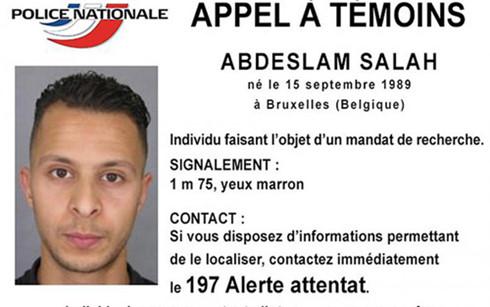 Nghi can khủng bố ở Paris chuẩn bị được dẫn độ sang Pháp