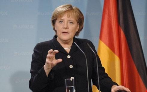"""Thủ tướng Đức Angela Merkel là """"nhân vật của năm 2015"""""""