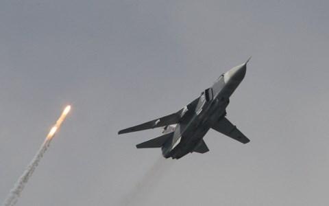 """Thế giới 24h: Thổ Nhĩ Kỳ bắn hạ Su-24 của Nga là """"sai lầm khủng khiếp"""""""