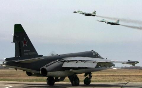 Mỹ thừa nhận máy bay Nga xuất hiện để bảo vệ căn cứ ở Syria