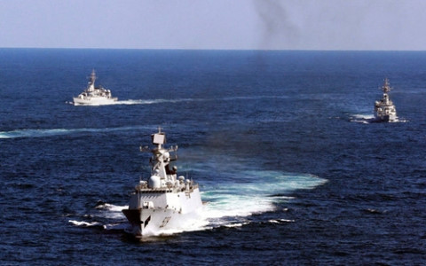 Trung Quốc sắp tập trận quân sự trái phép ở Hoàng Sa