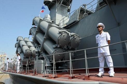 Hải quân Việt Nam hiện đại hóa sức mạnh bảo vệ biển, đảo