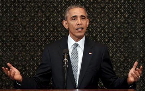Tổng thống Mỹ và lãnh đạo ASEAN cùng dè chừng Trung Quốc về Biển Đông