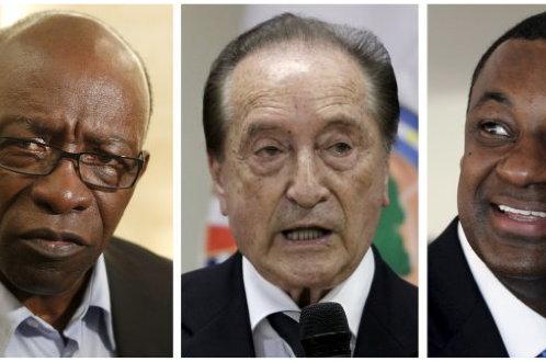9 quan chức FIFA bị bắt, thế giới bóng đá rúng động
