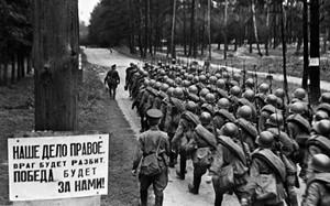 Khoảnh khắc Đức Quốc xã xâm lược Liên Xô vào tháng 6/1941