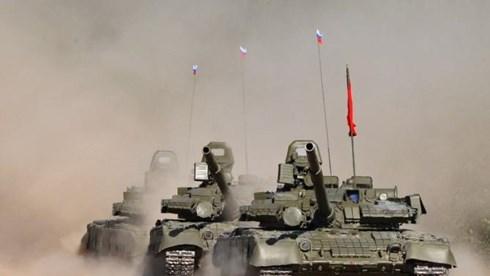Nga đang chuẩn bị cho một cuộc chiến tại Syria?