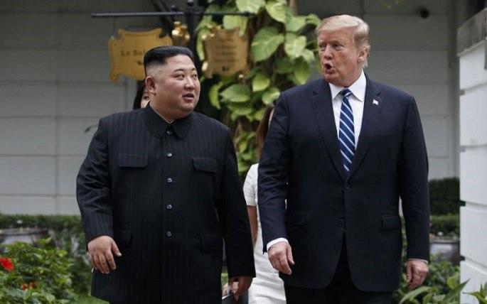 Triều Tiên cảnh báo ông Trump cẩn trọng về ngôn từ