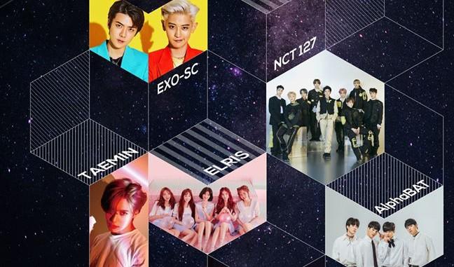 """EXO-SC tham gia Đại Nhạc hội """"2020 K-Pop Super Concert"""" tại Hà Nội"""
