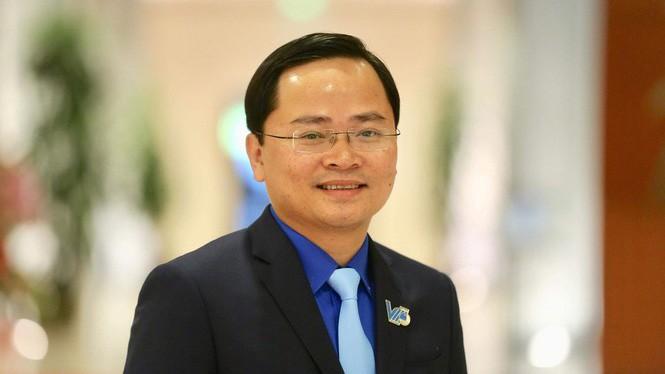 Ông Nguyễn Anh Tuấn là Chủ tịch T.Ư Hội LHTN Việt Nam khóa VIII