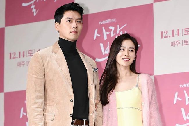Son Ye Jin nghĩ là định mệnh khi được đóng cùng lần nữa với Hyun Bin