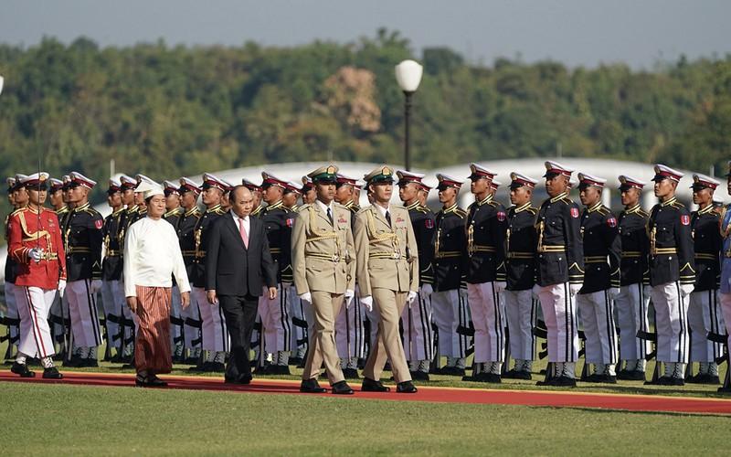 """""""Chuyến thăm Myanmar của Thủ tướng thành công trên nhiều phương diện"""""""