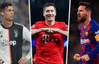 """Messi, Ronaldo & Top 10 tiền đạo """"mắn"""" bàn thắng nhất châu Âu năm 2019"""