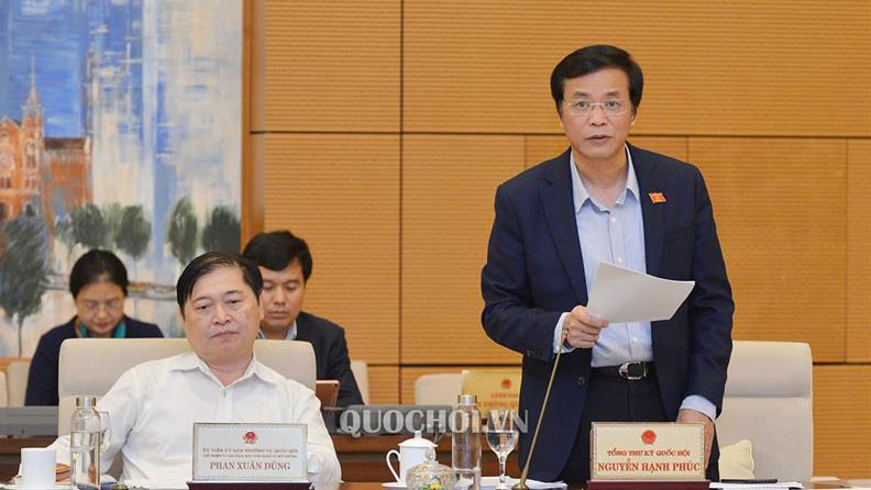 Kỳ họp thứ 9 Quốc hội khóa XIV dự kiến diễn ra trong hơn 20 ngày