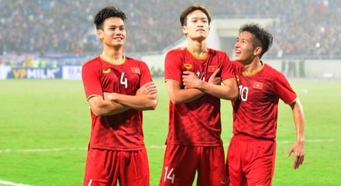 Đội hình xuất phát U22 Việt Nam gặp U22 Thái Lan: Văn Toản bắt chính, Quang Hải vắng mặt