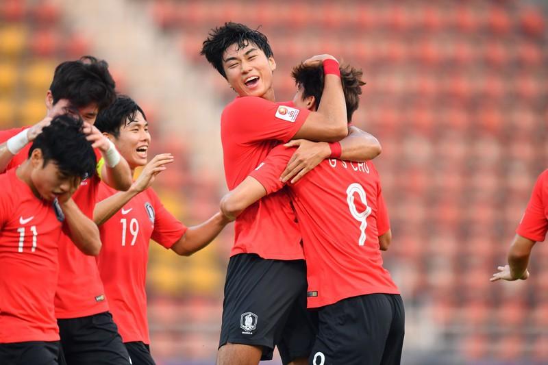 Đánh bại U23 Jordan, U23 Hàn Quốc giành vé vào bán kết U23 châu Á 2020