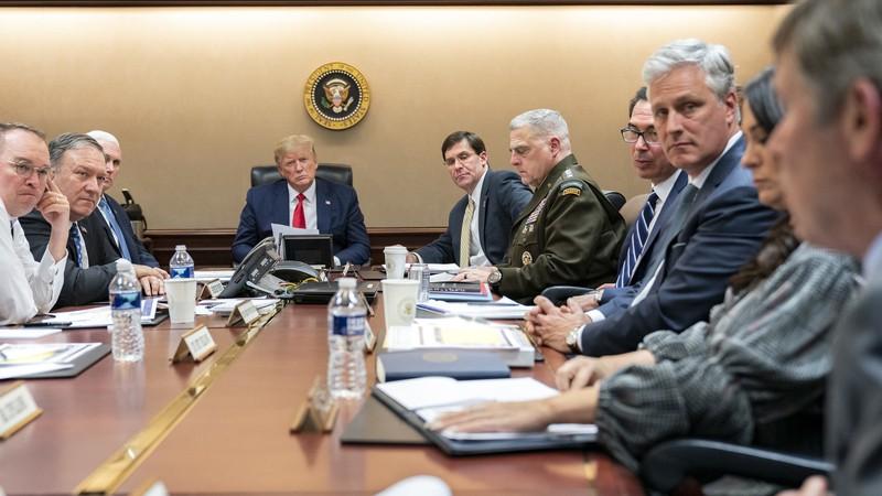 Mỹ phủ nhận được Iraq báo trước về cuộc tấn công của Iran