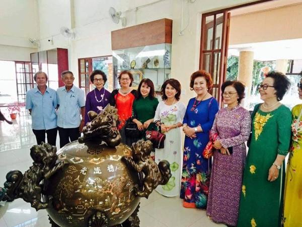 Tình yêu của kiều bào Thái Lan với Bác Hồ