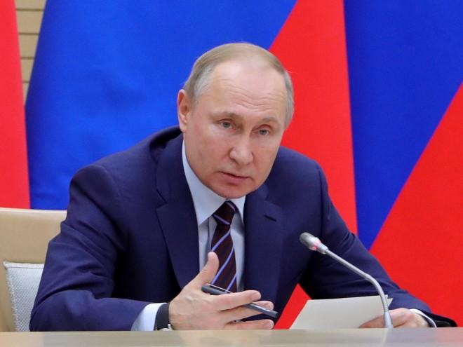 Tổng thống Nga Putin phê chuẩn danh sách Nội các mới