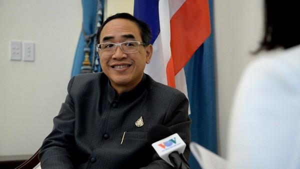 Việt Nam – Thái Lan: Thúc đẩy quan hệ đối tác chiến lược tăng cường