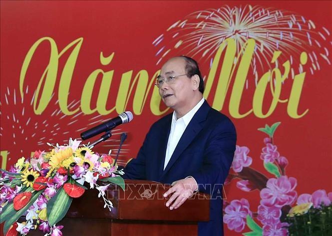 Thủ tướng gặp mặt lãnh đạo các cơ quan Trung ương tại miền Trung