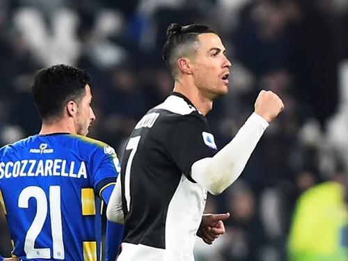 Ronaldo rực sáng, Juventus bỏ xa Inter Milan trên bảng xếp hạng