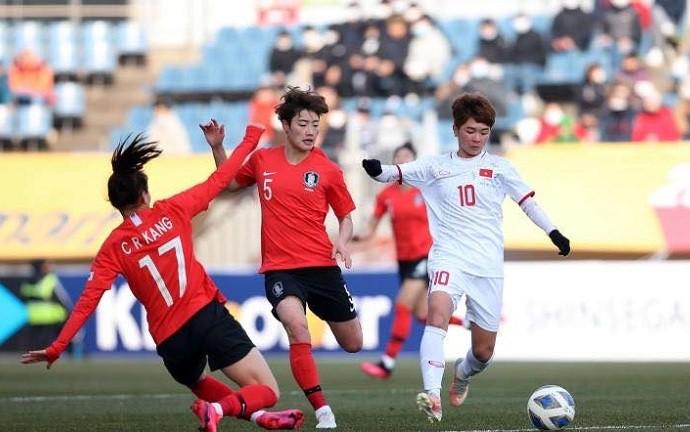 ĐT nữ Việt Nam đá trận đầu trên sân nhà sau gần 3 năm