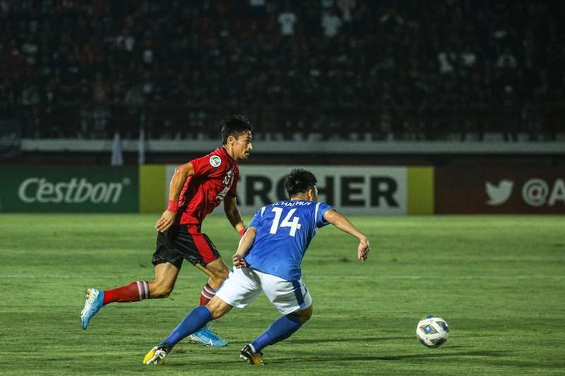 Chơi thiếu người, Than Quảng Ninh thảm bại trước Bali ở AFC Cup