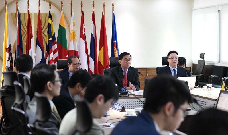 Việt Nam chủ trì cuộc họp Uỷ ban điều phối kết nối ASEAN
