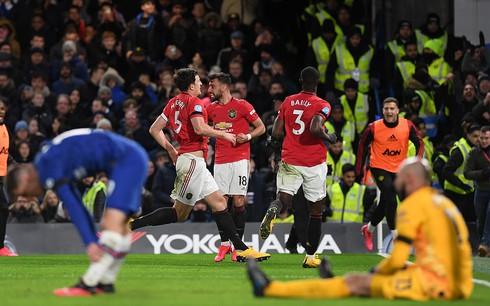 Toàn cảnh Chelsea 0-2 MU: Xin lỗi, hôm nay là ngày của Quỷ đỏ!