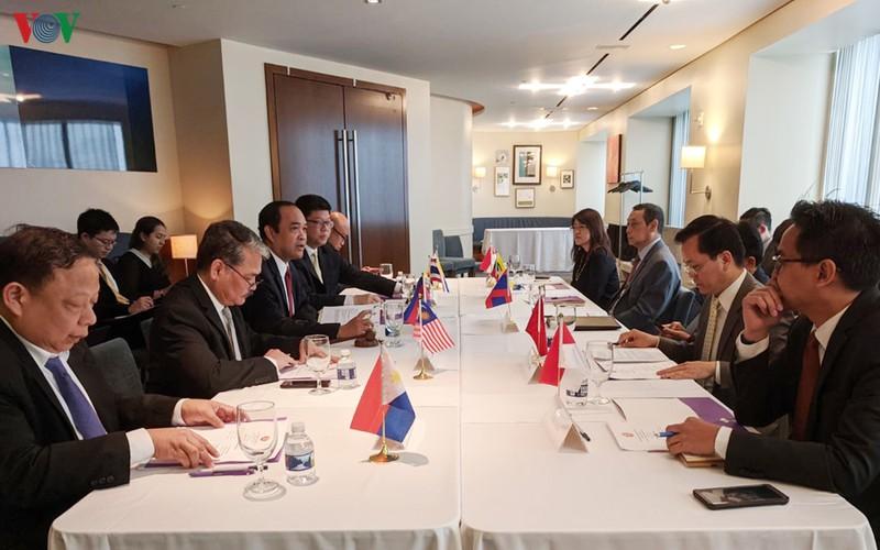 Đại sứ các nước ASEAN ở Mỹ đánh giá cao vai trò Chủ tịch của Việt Nam