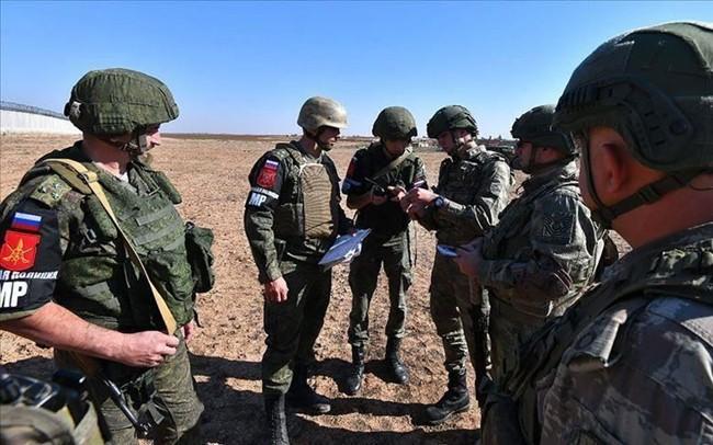 Lần đầu tiên Thổ Nhĩ Kỳ và Nga tuần tra chung tại Syria